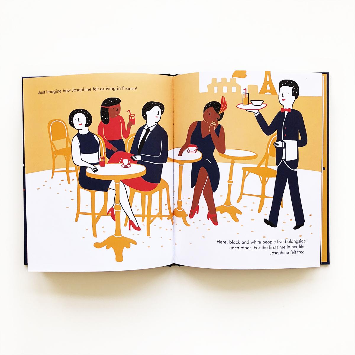 Little People, Big Dreams: Josephine Baker   Little Lit Book Series