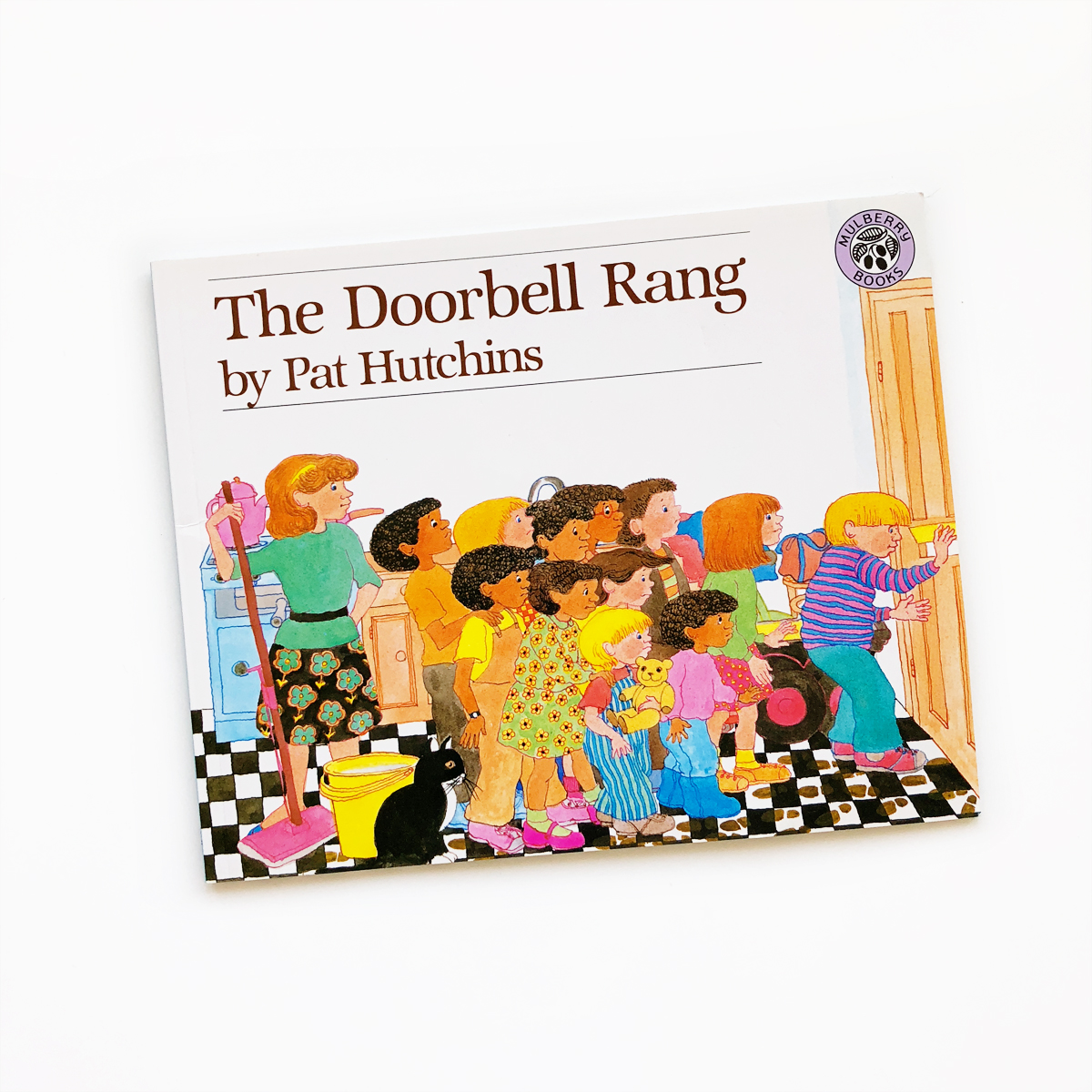 The Doorbell Rang | Little Lit Book Series