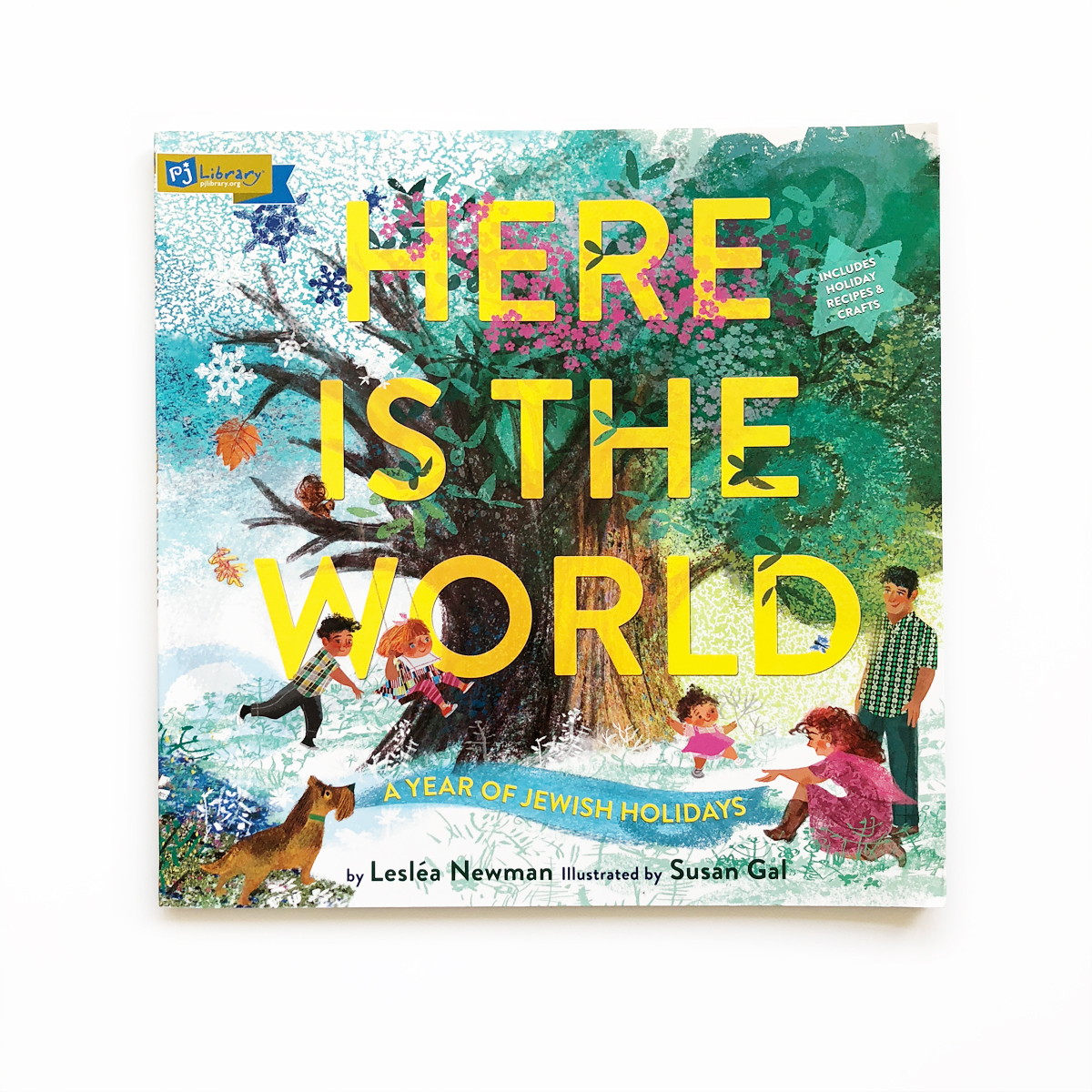 Here Is the World | Little Lit Book Series