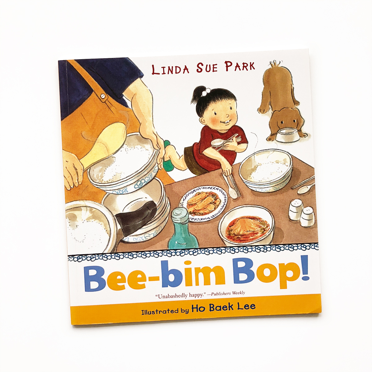 Bee-bim Bop! | Little Lit Book Series
