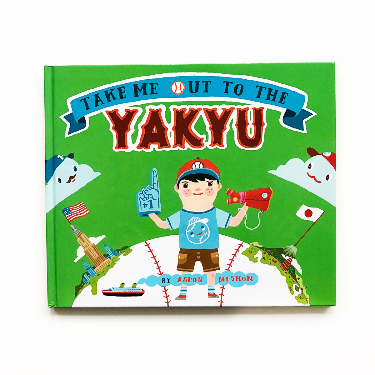 Take Me Out to the Yakyu | Little Lit Book Series
