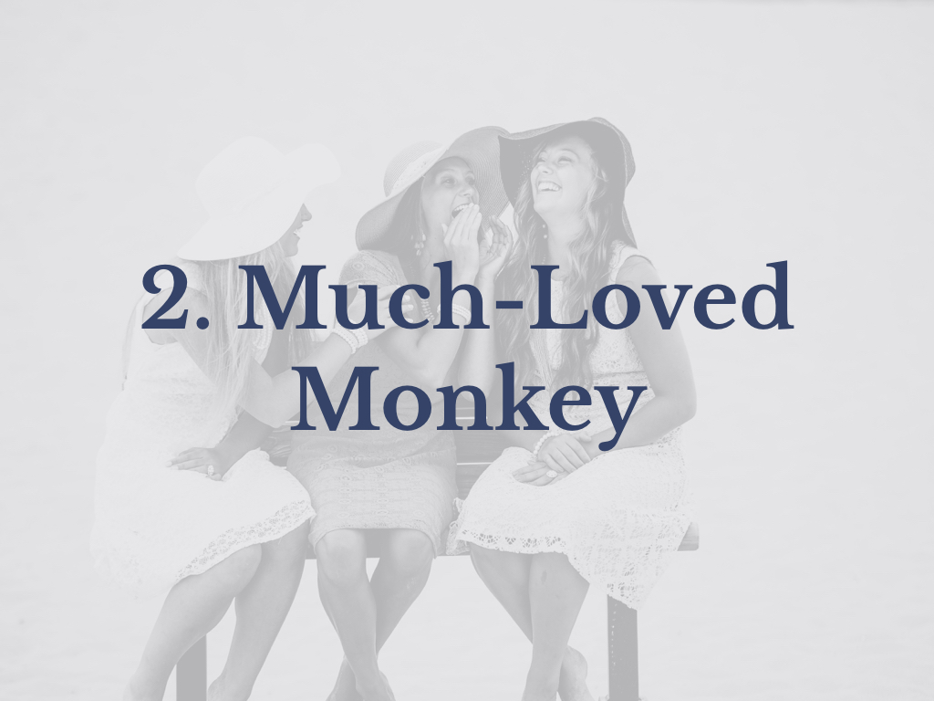 Lesson 2: Much-Loved Monkey