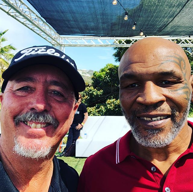 The Champ #miketyson #boxing #magician