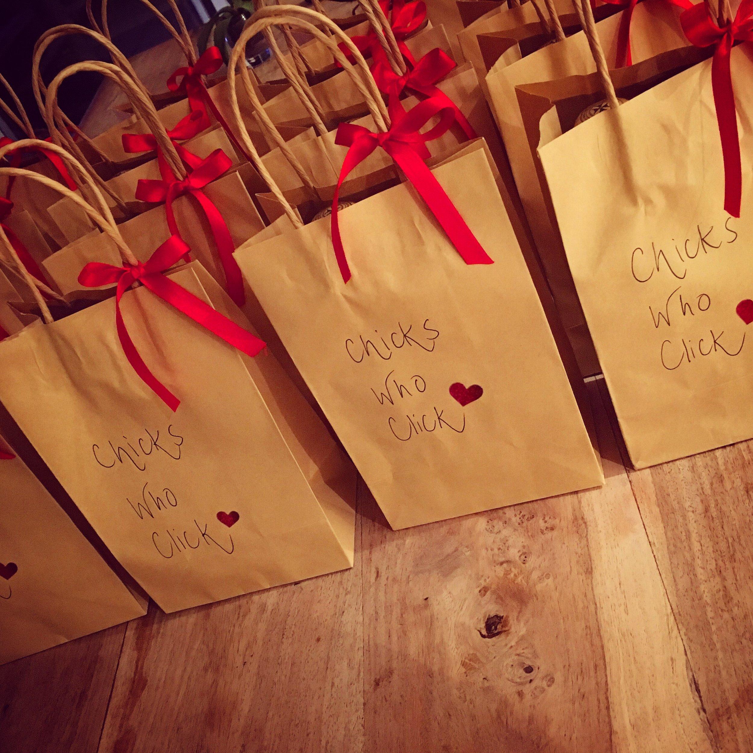 We love gifting