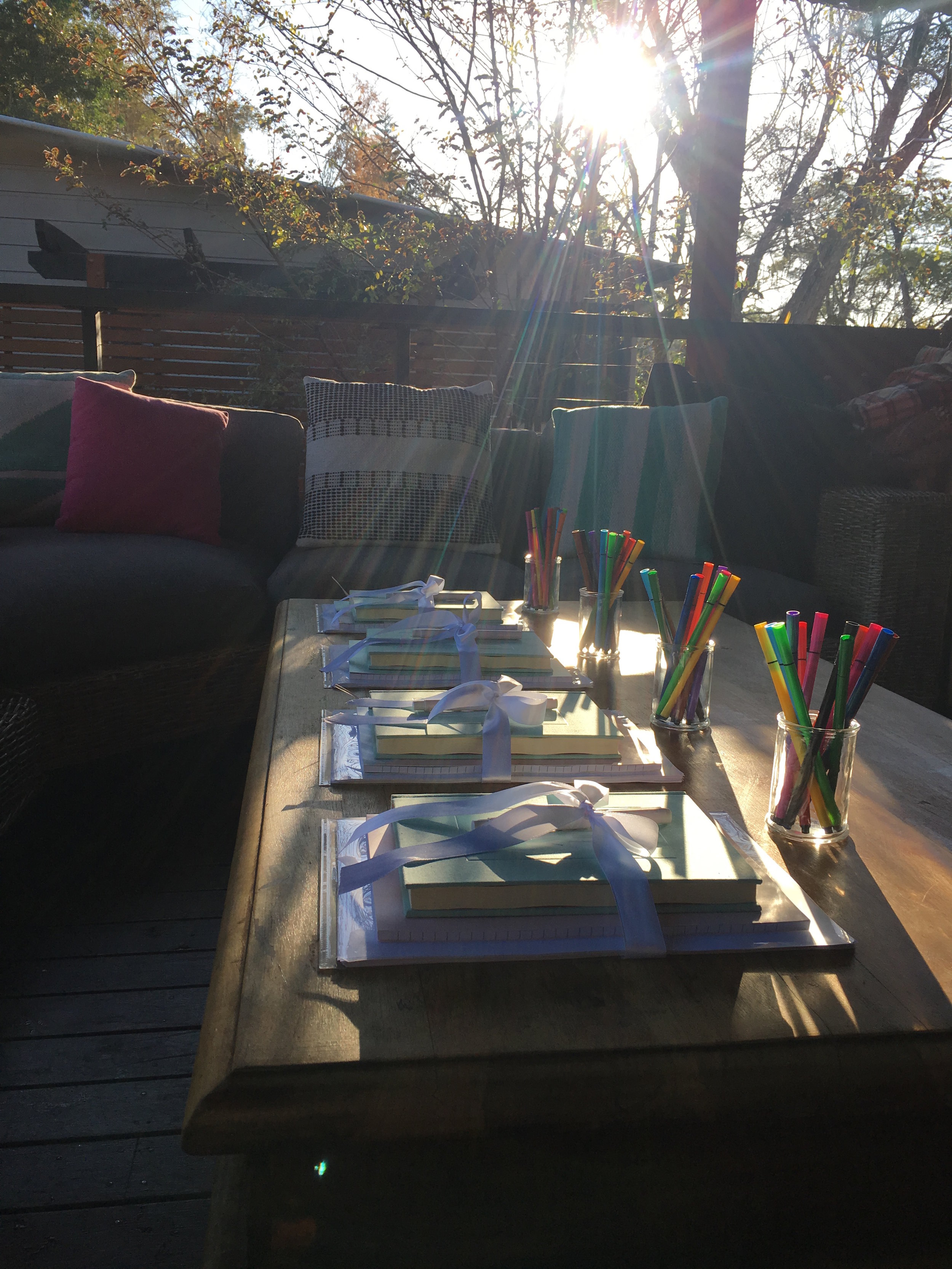 CWC2 Sunny spots to study