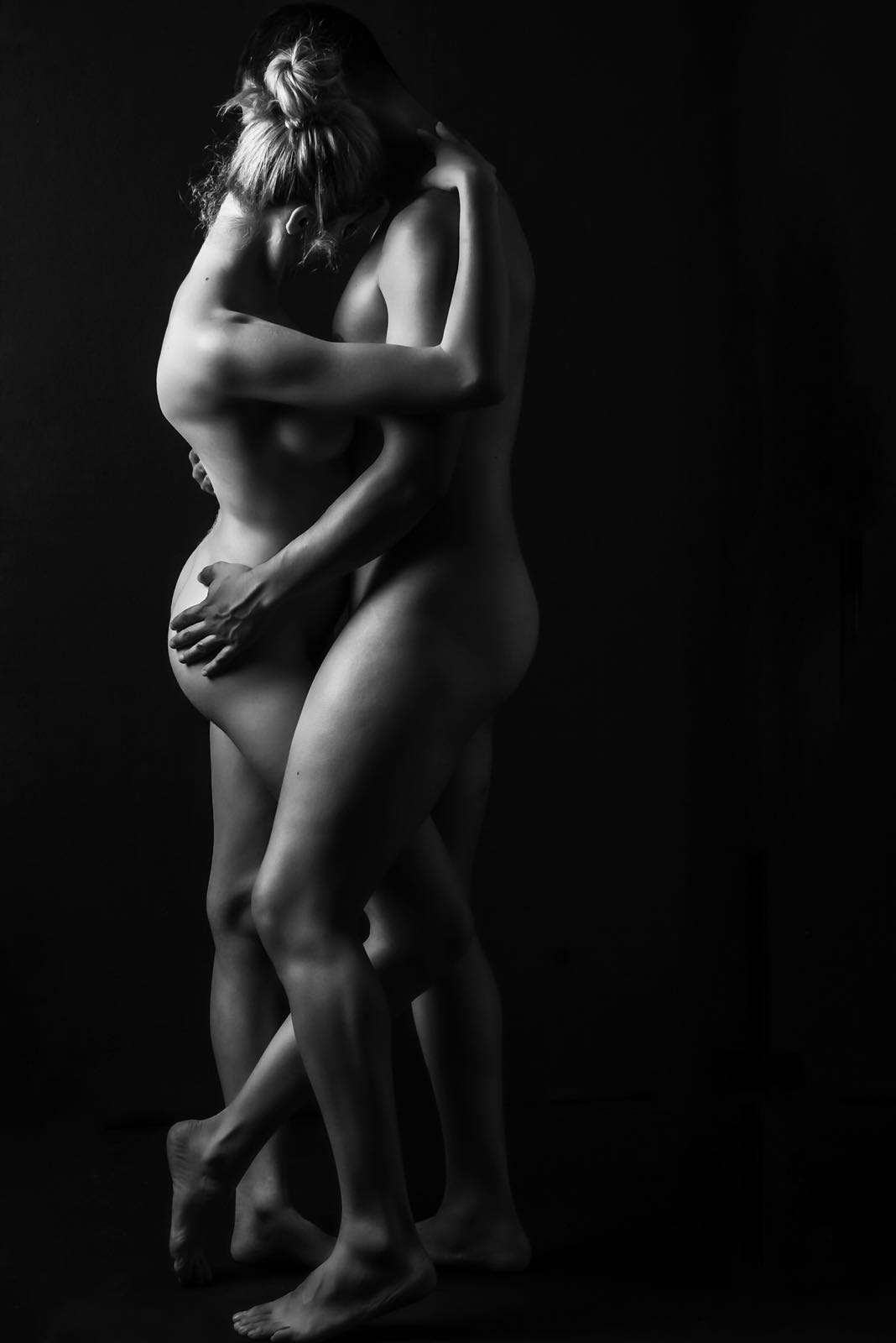 Intimate Nude Couple Photography - Orlando, Florida