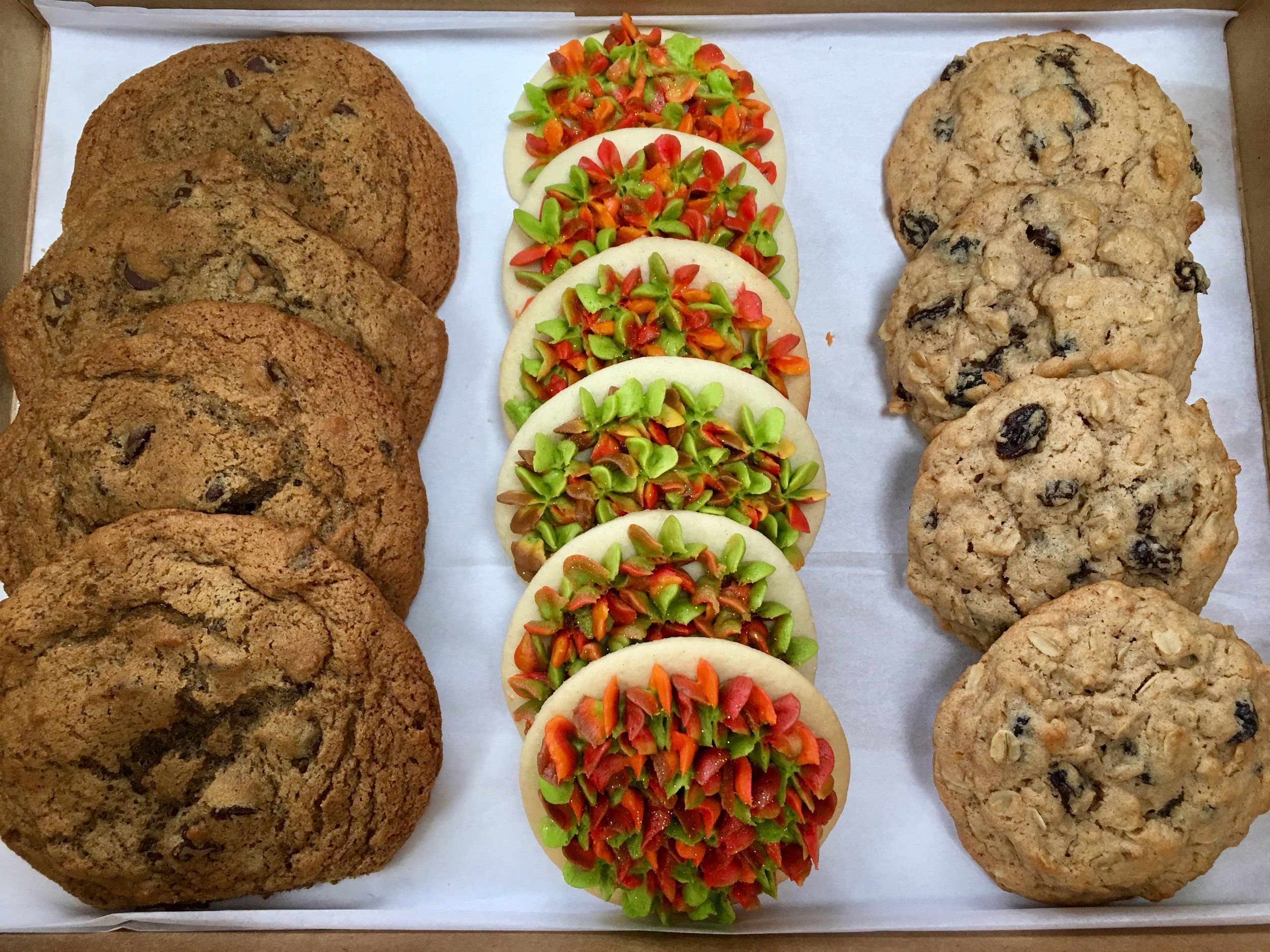 Surprise Sweet of the Week-  Assorted Cookies