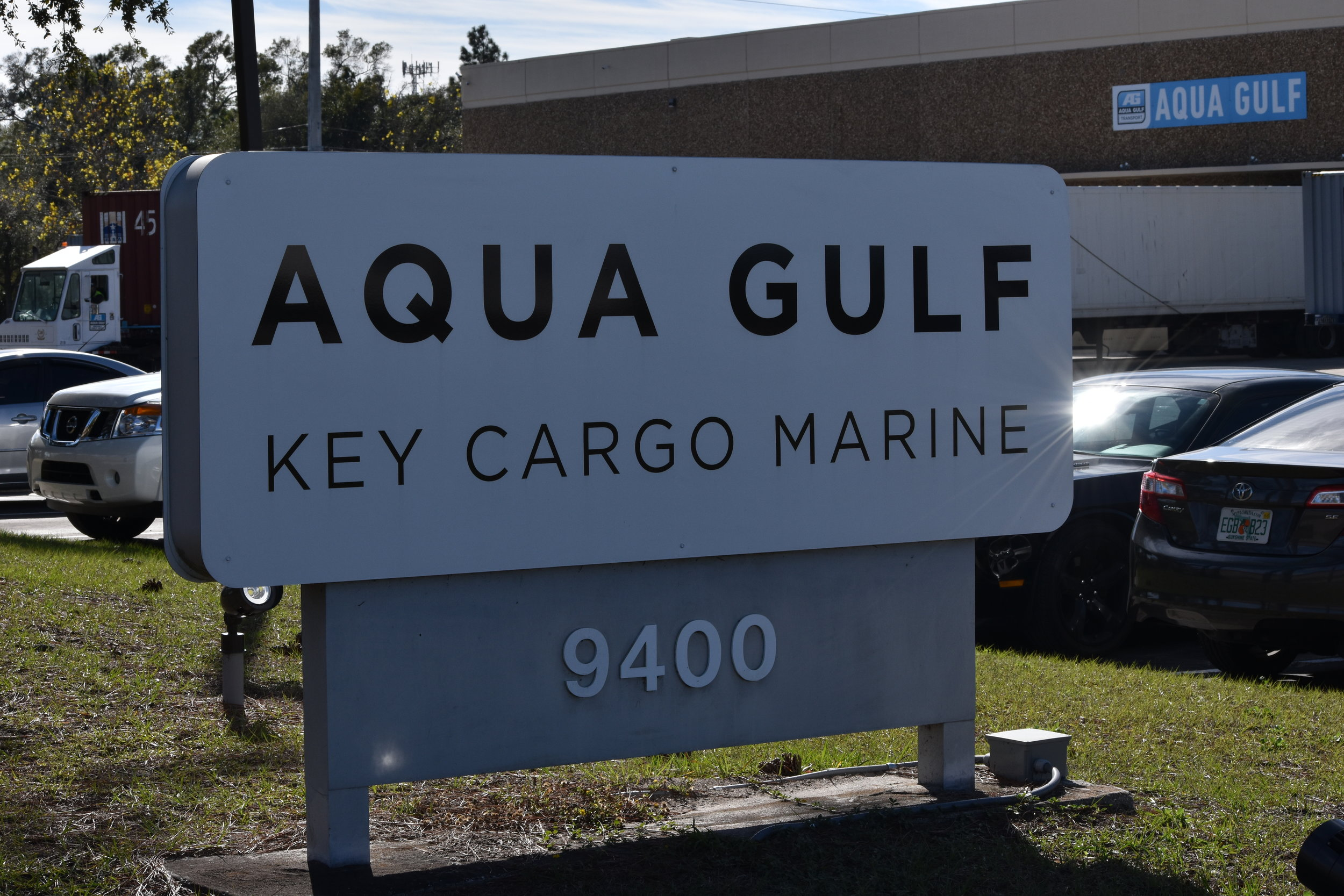YOU ASK, AQUA GULF DELIVERS!