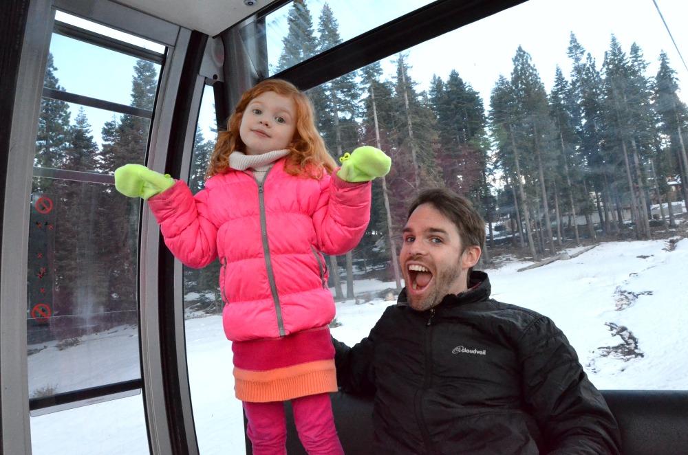 Family Fun aboard the Highlands Gondola