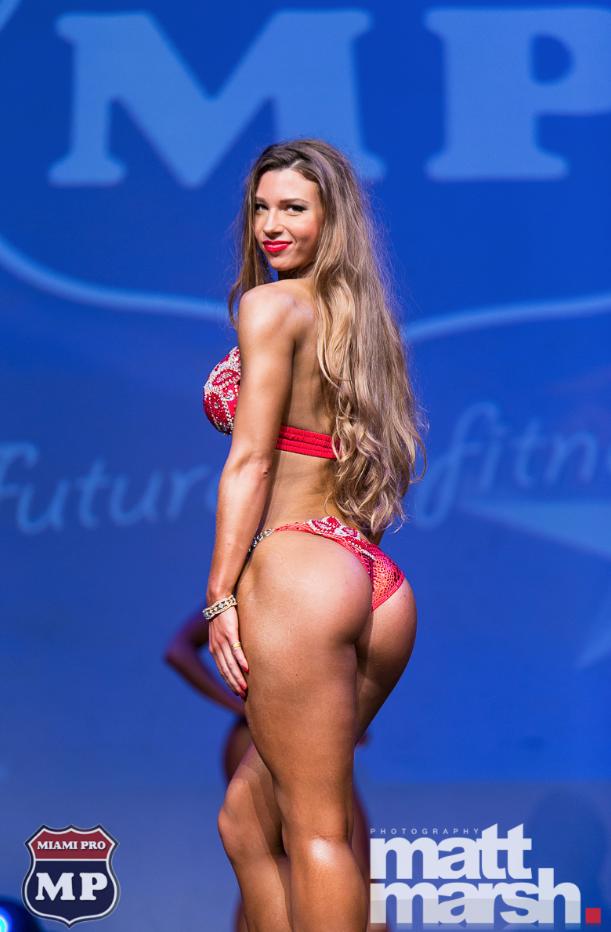 anastasia ivanova miami pro bikini 2017 winner champion anastasiaova