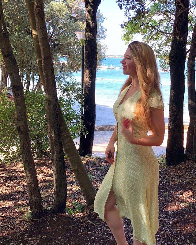 Birthday week in Croatia, treasuring the rare moments with family 💚🌳