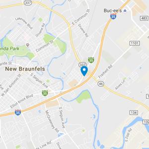 NEW BRAUNFELS 35   1054 N. Business IH 35 New Braunfels, TX 78131  (830) 624-9274