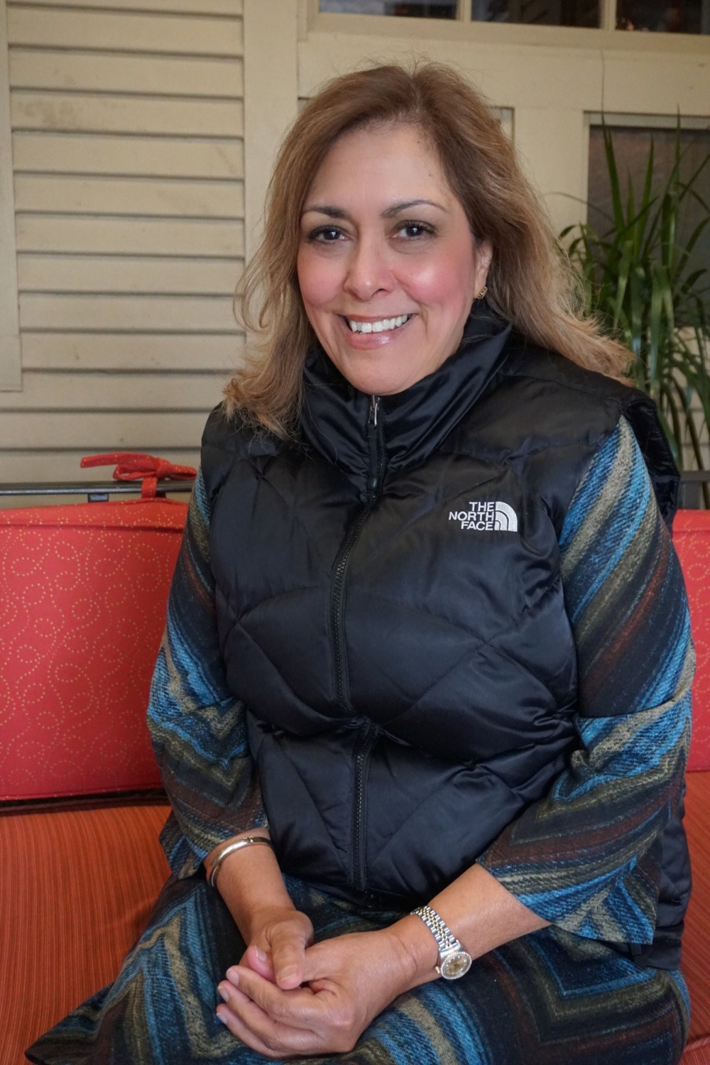Pat Gonzaba   Pat has worked at The Wash Tub Boutique for seven years and loves the home décor. She is all about beautiful frames, lighting, and furniture.   Favorite Brand Right Now:   Caren hand and body treatment