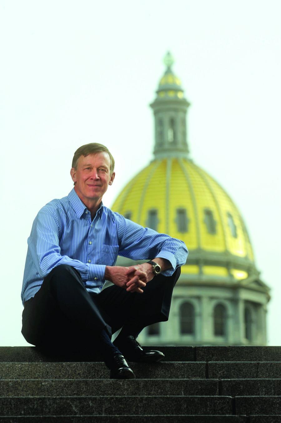 State of Colorado     Governor John Hickenlooper