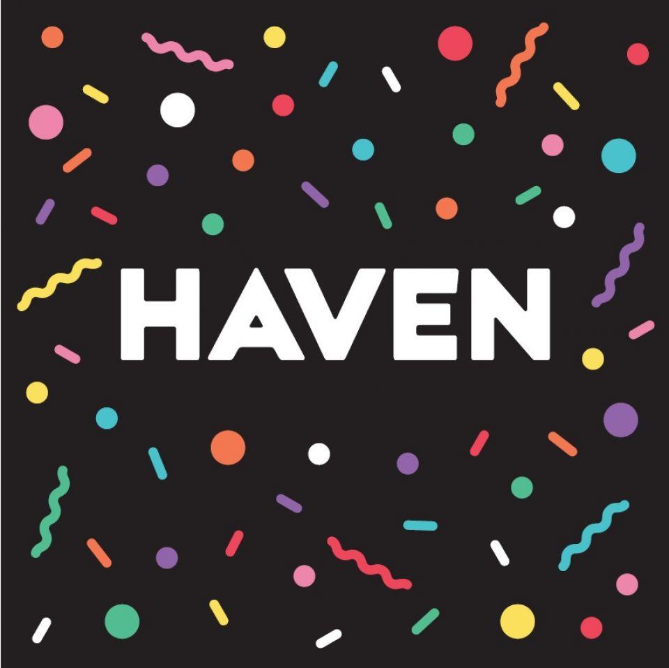 HAVEN branding