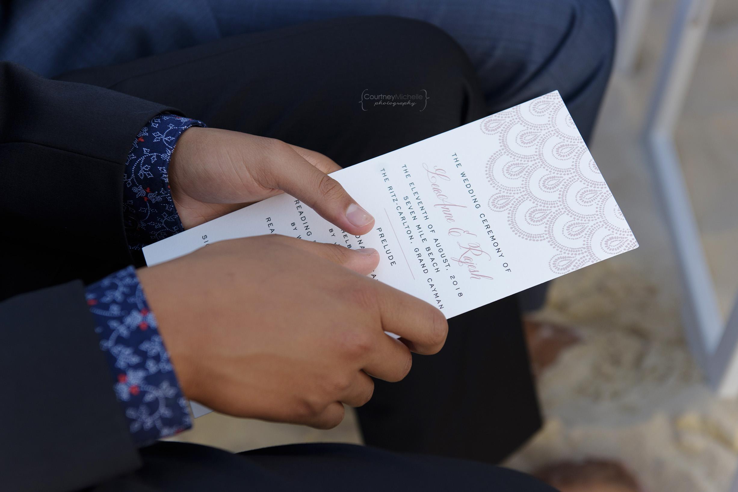 wedding-program-grand-cayman-beach-wedding-photography-by-courtney-laper©CopyrightCMP-LeaAnneRaj-7733.jpg