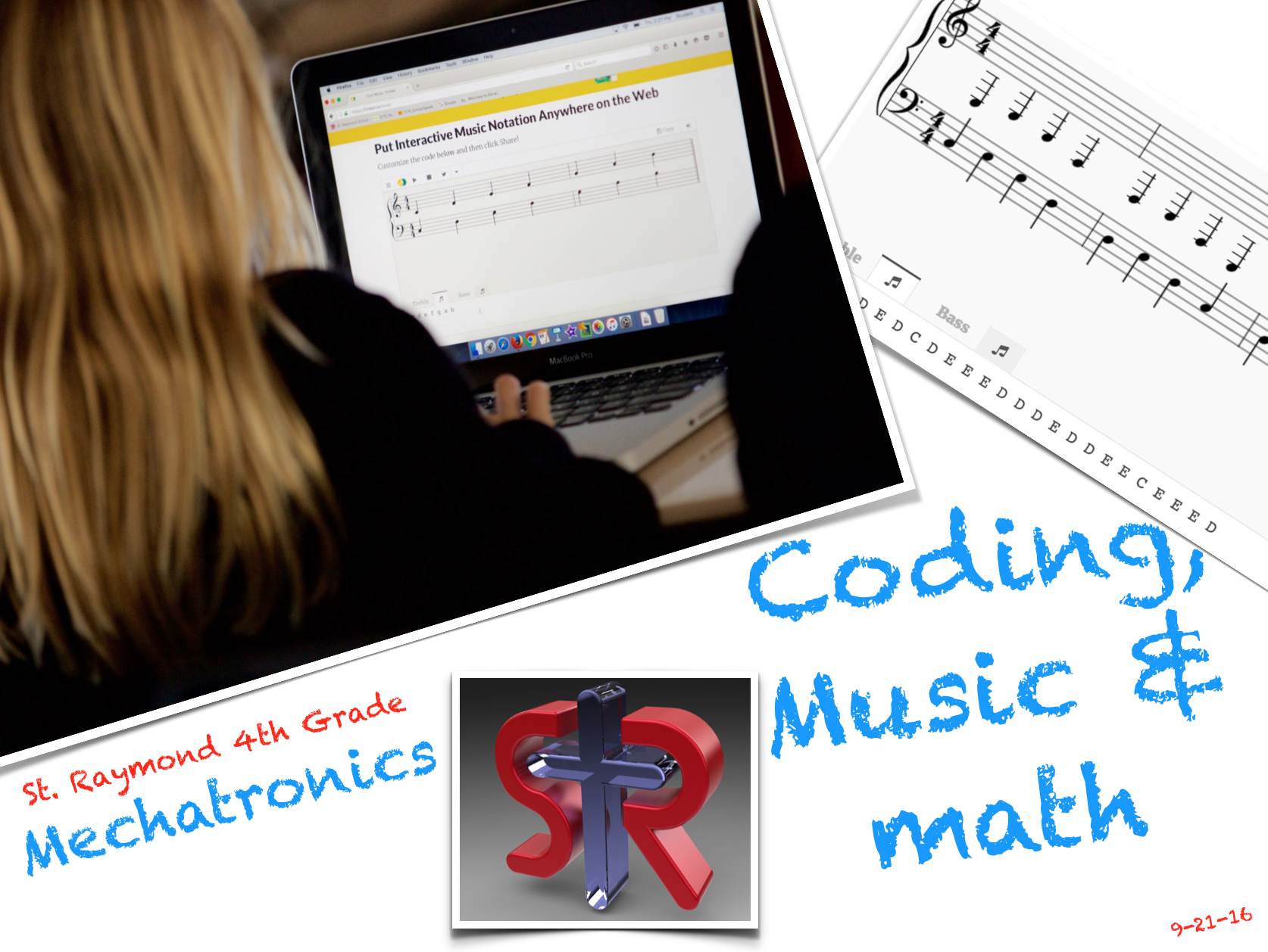 Musical Notations are code that Record Frequency Values