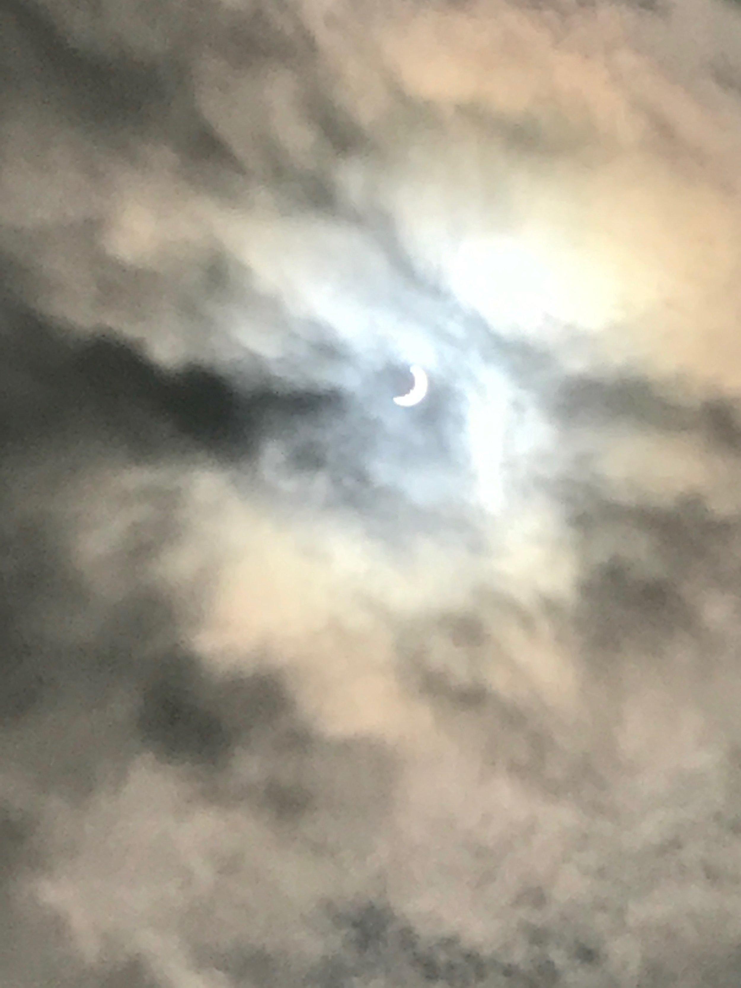 Eclipse 2017 - Menlo Park, CA