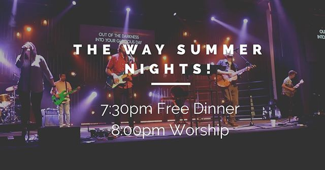We hope to see you tonight as we continue our summer series through Exodus! @9507 Indiana Ave.