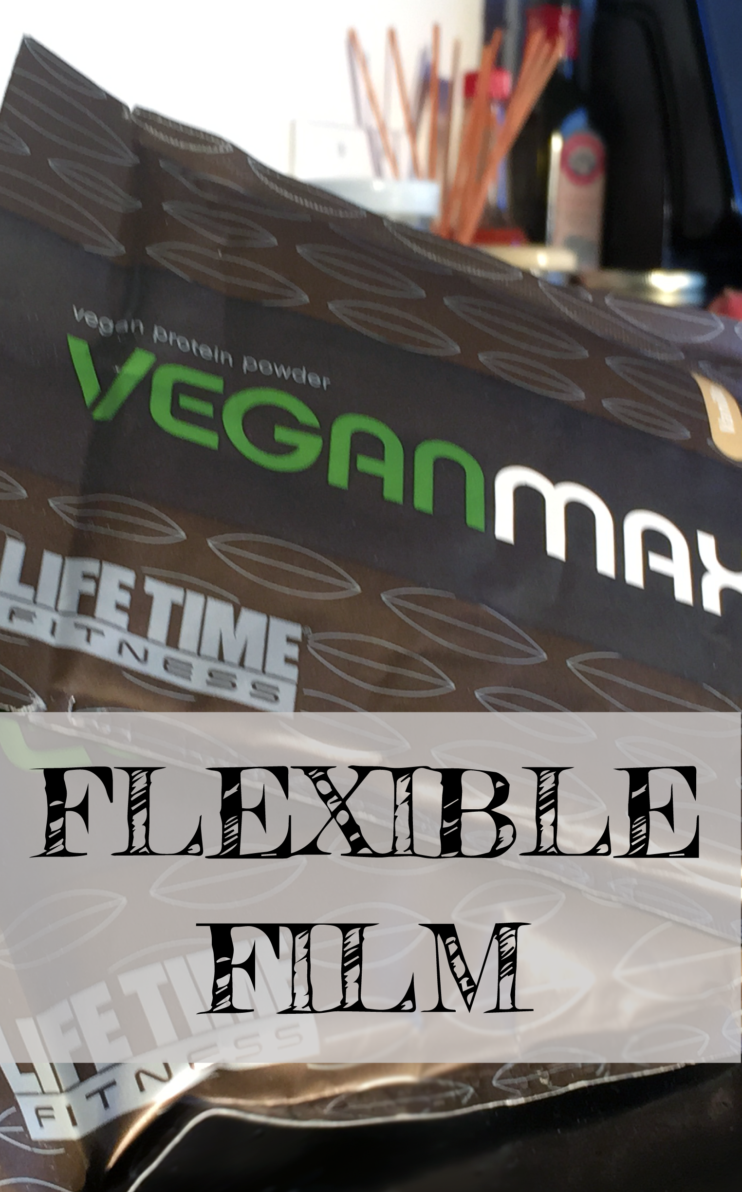ROLL STOCK FLEXIBLE FILM - POUCHES