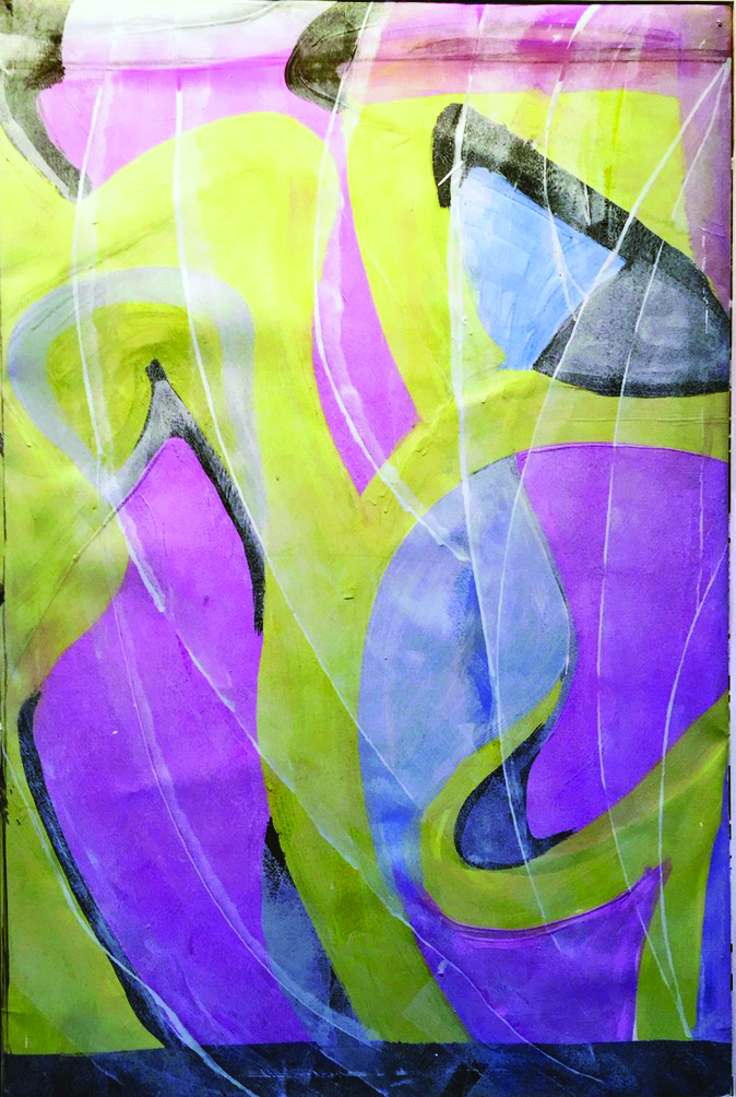 Form and Color #9