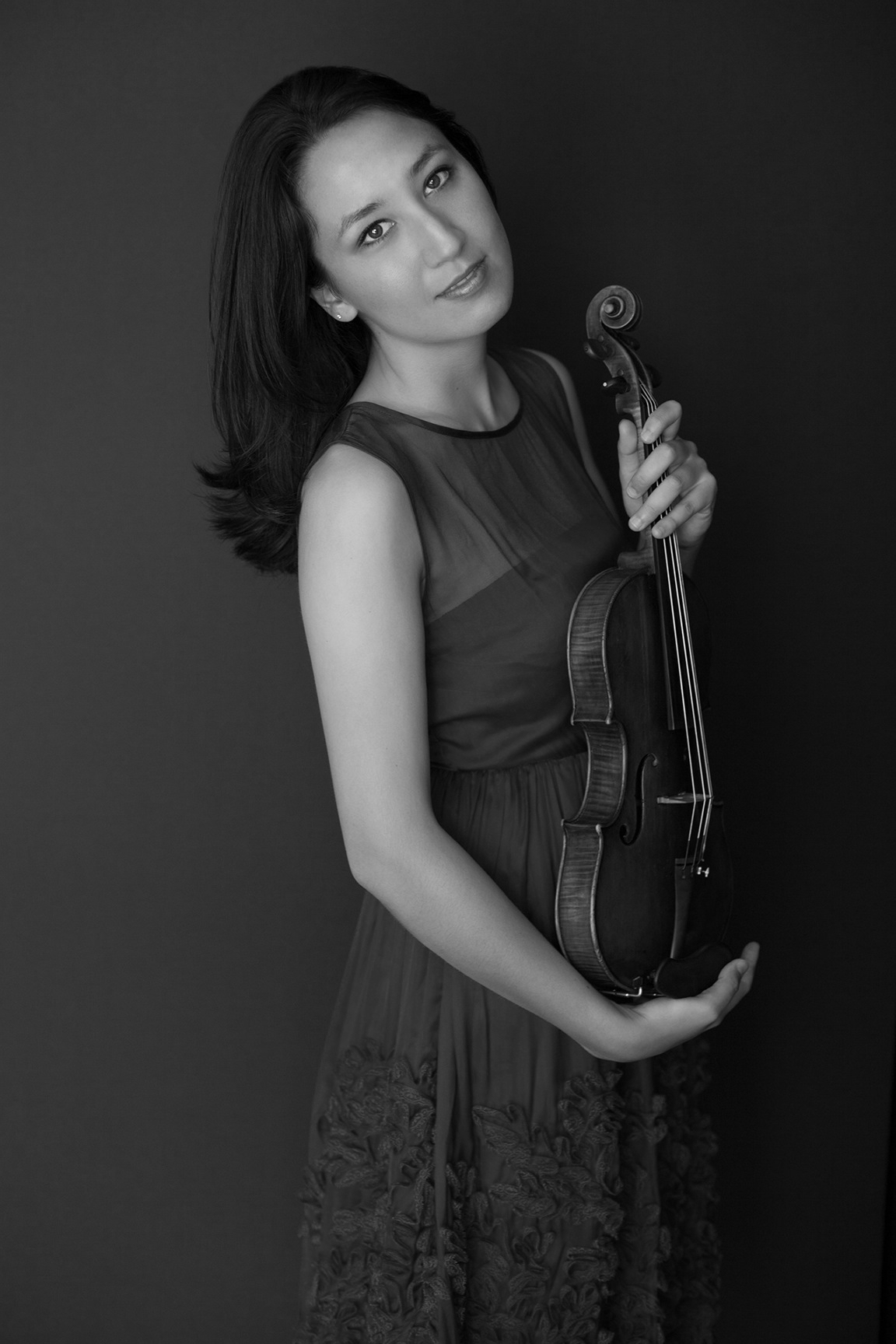 Annamarie Arai  Without a conductor, I have gotten to know the intricacies of our music more confidently and with stronger convictions. It's refreshing to share the duty of figuring out what the music means and how we're going to collectively convey that meaning.