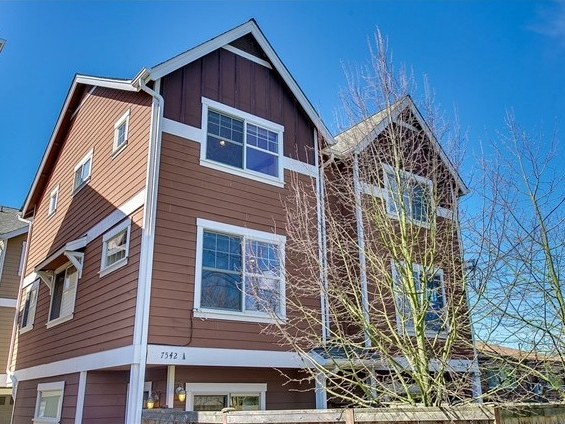 Efficient Ballard Townhouse