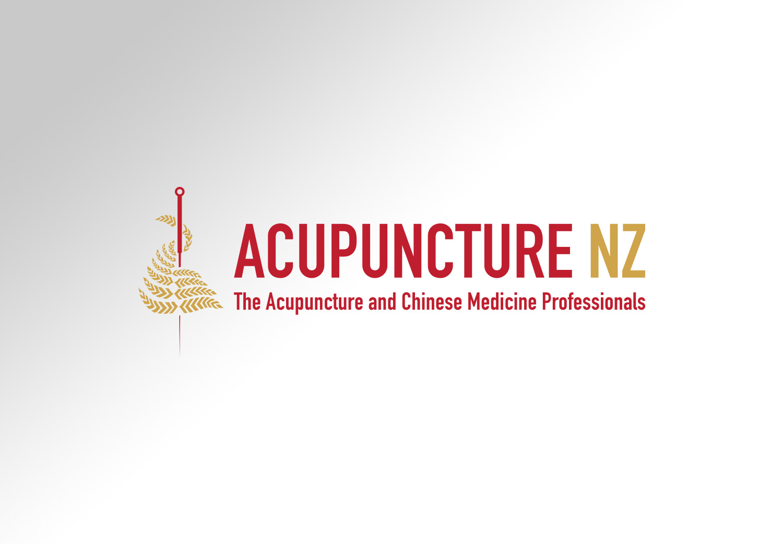 Acupuncture NZ New Brand Identity Design