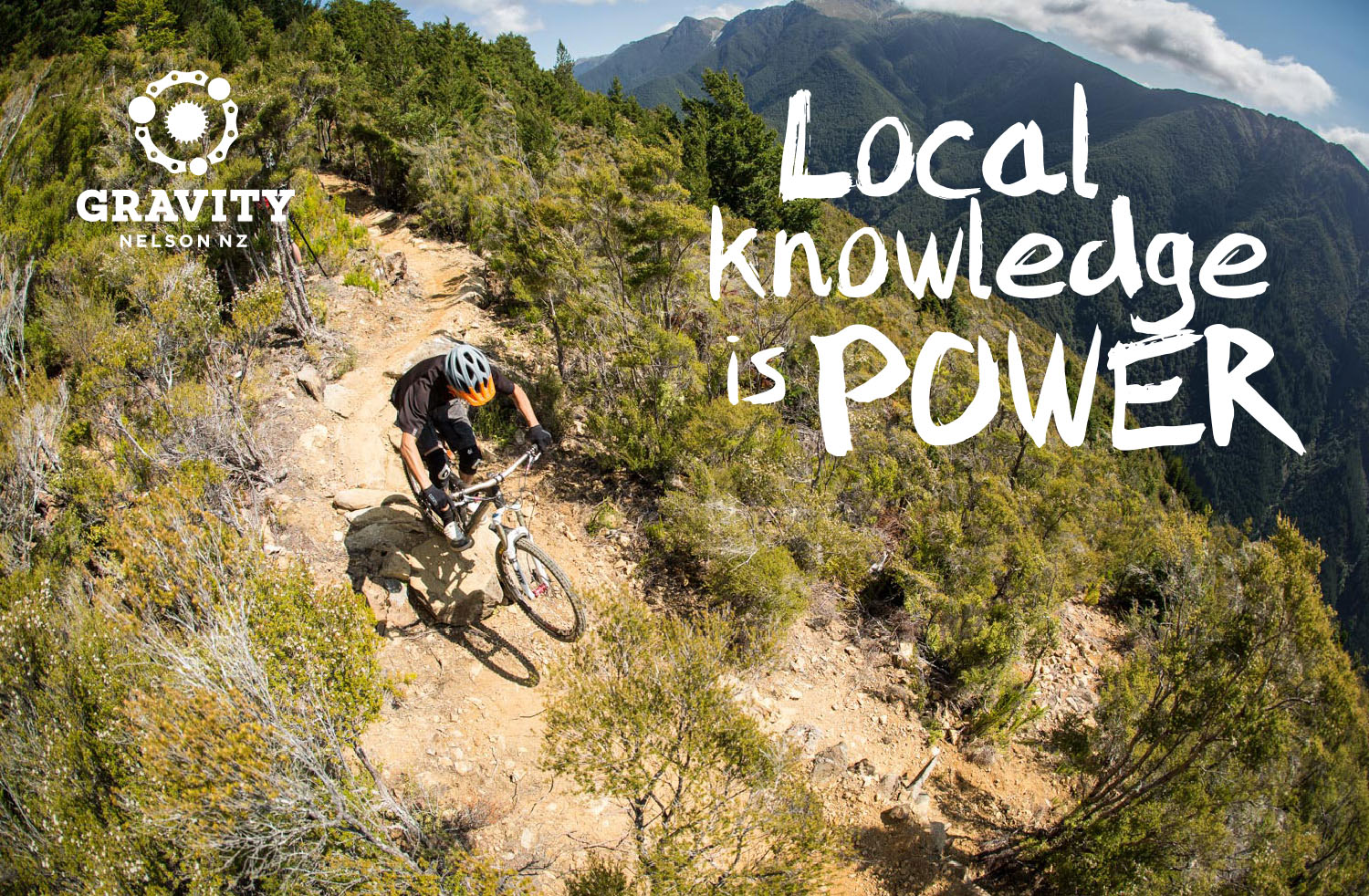 Gravity – Local Knowledge is Power