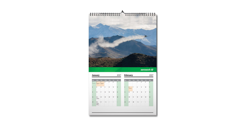 Aeroworks Calendar