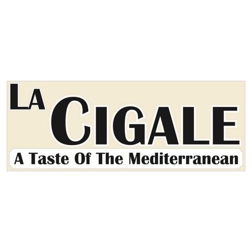 La Cigale    253 SE 5th Ave. Delray Beach, FL 33483  (561) 265-0600