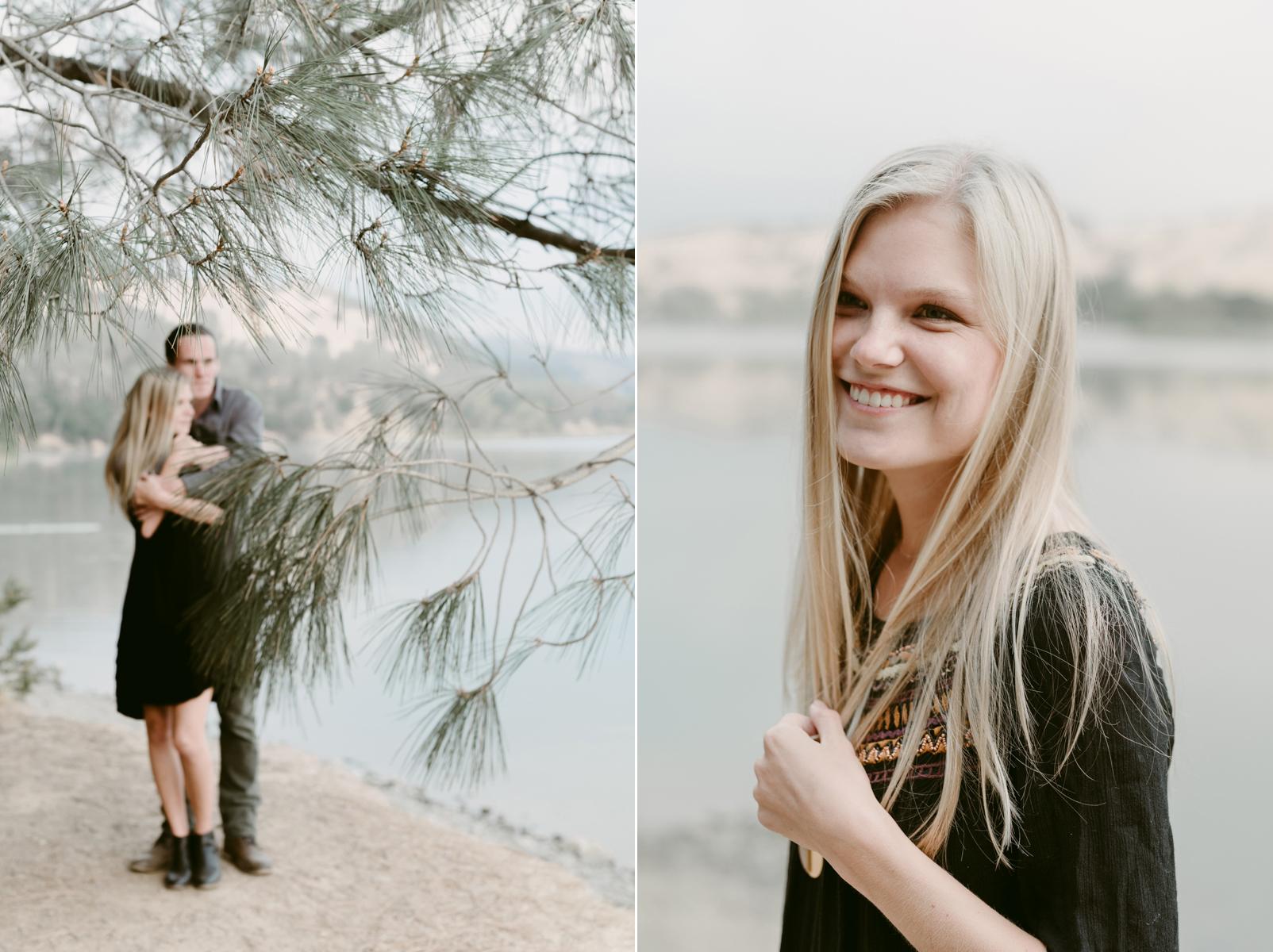 Abbi & Callen's Sunrise Portrait Session