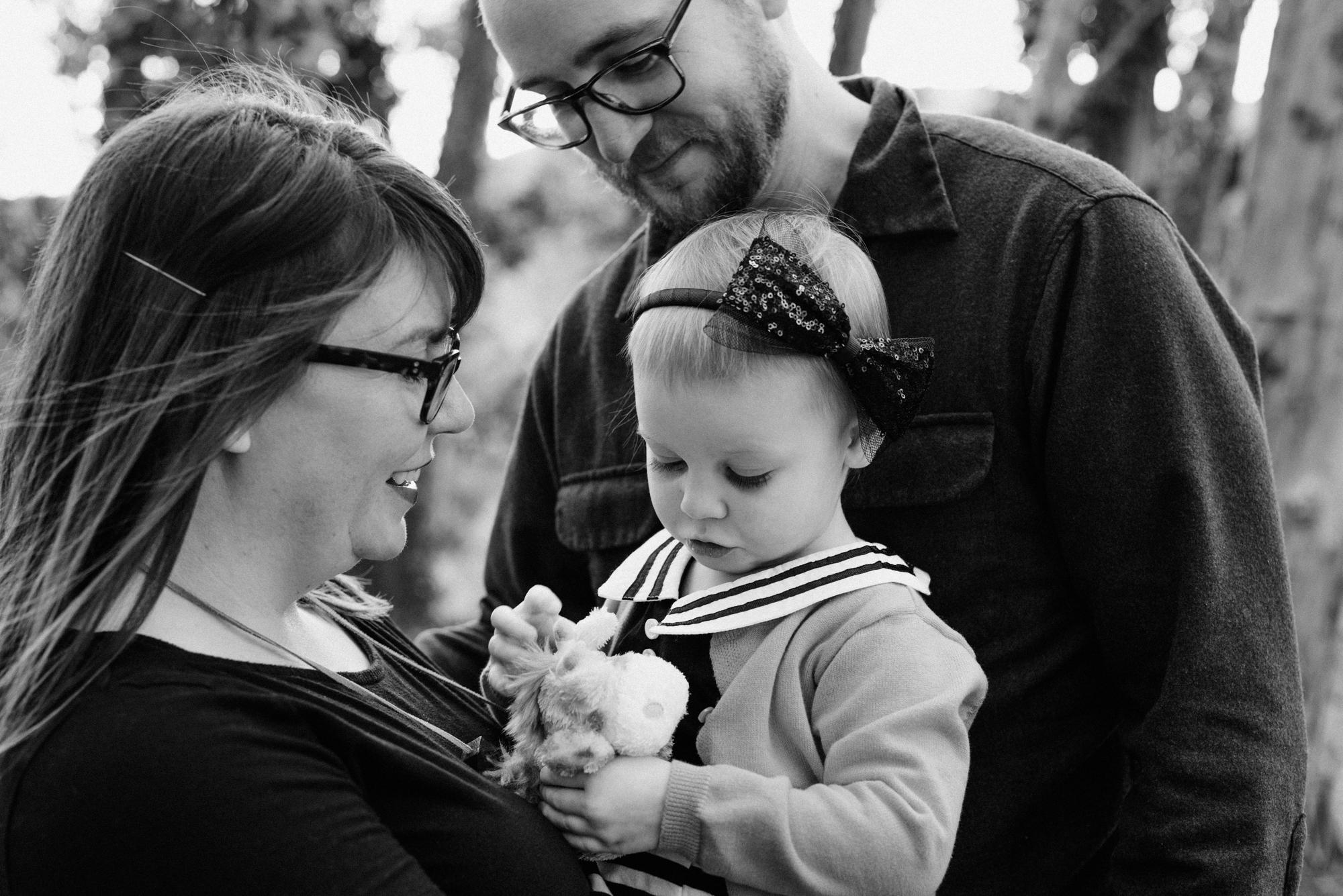 Documentary Style Family Portraits