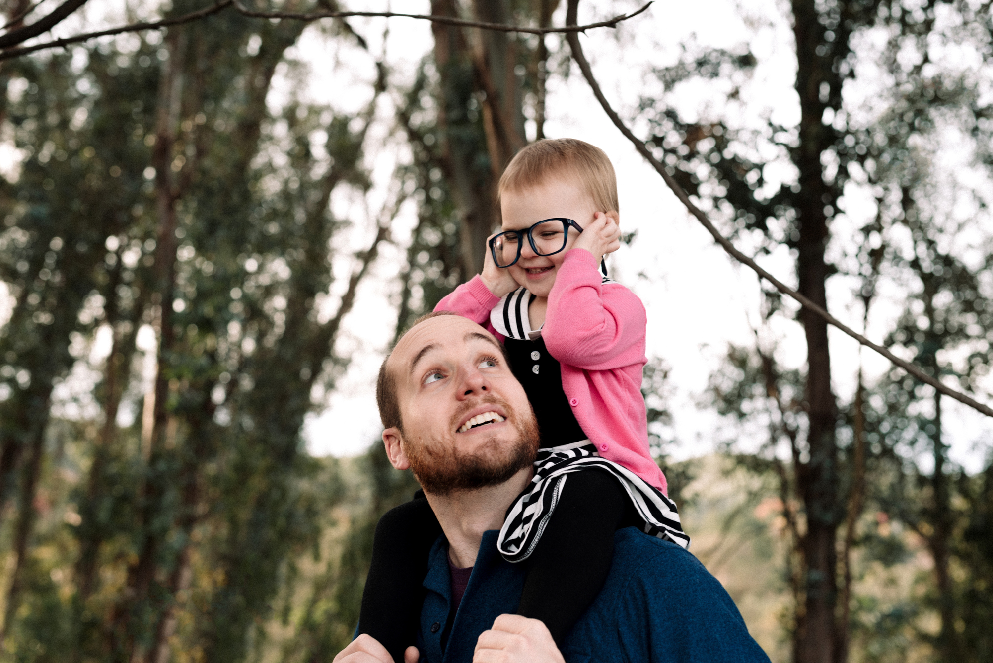 Wanting to be like Dad - Caroline Alexander Photography