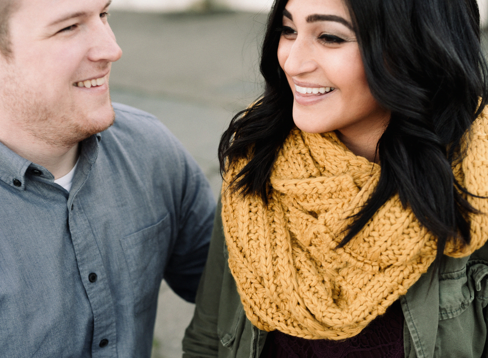Engagement Photo Shoot in San Francisco
