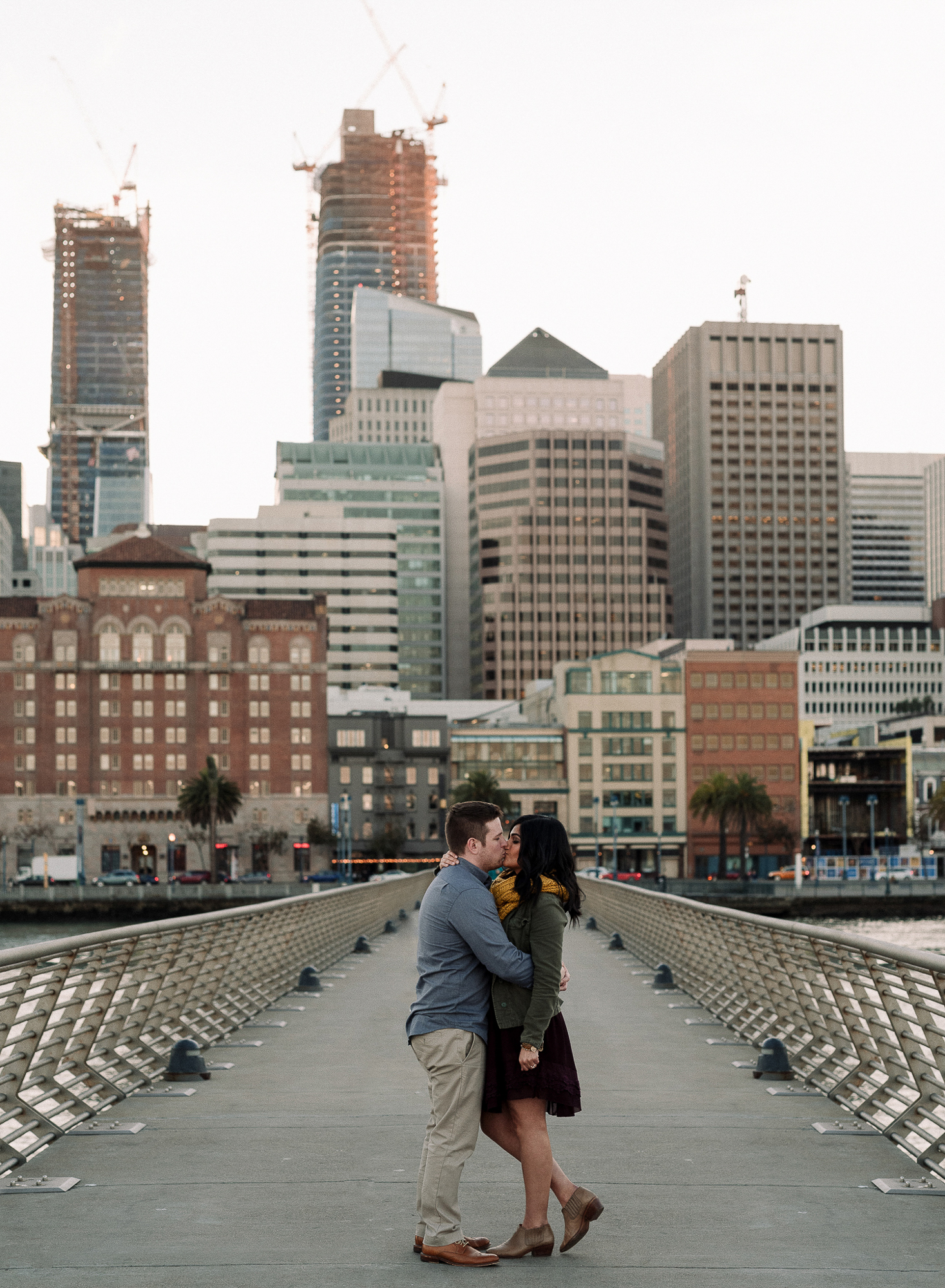 Engagement Session by Caroline Alexander Photography