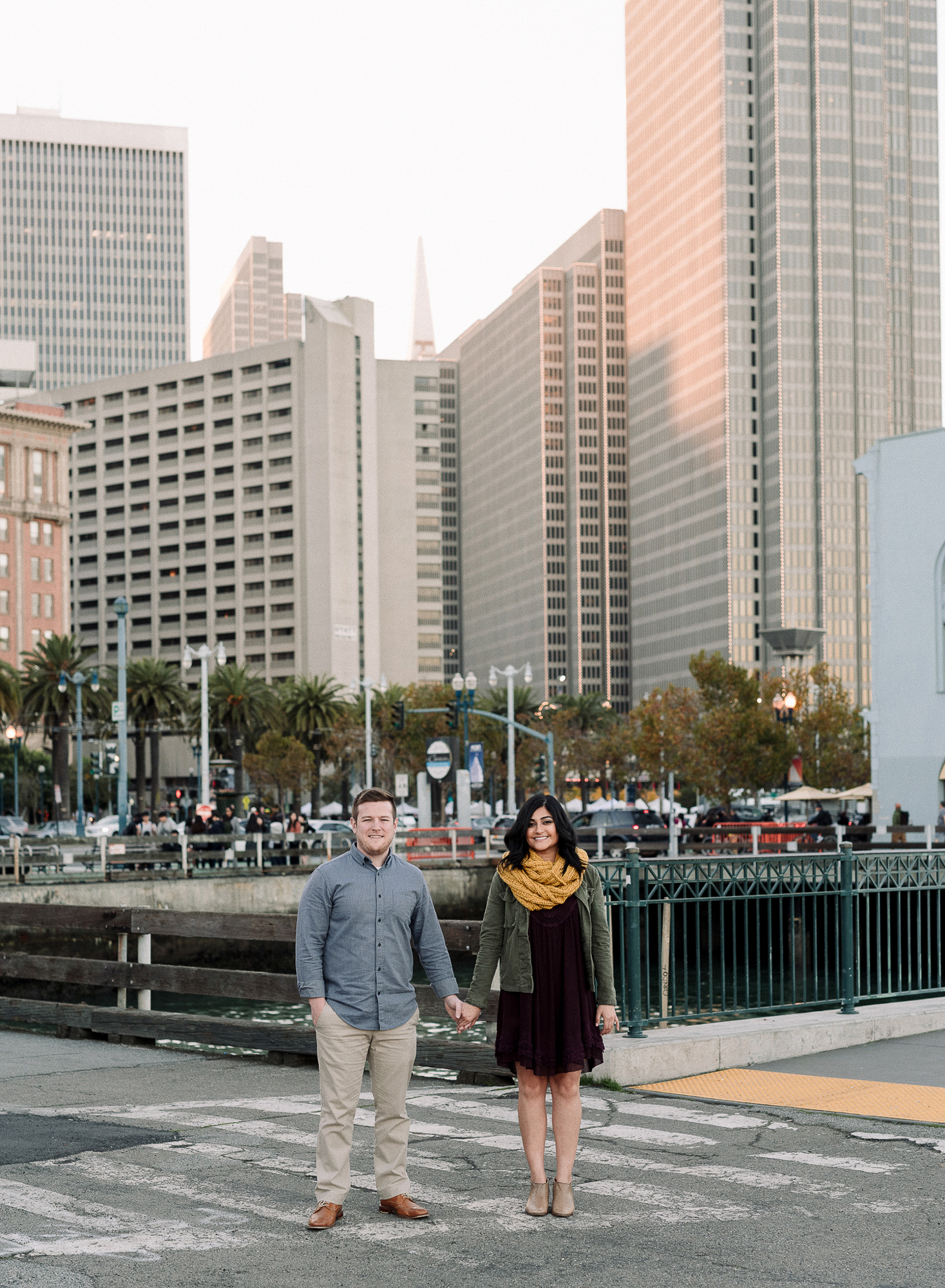 Engagement Photographs in San Francisco
