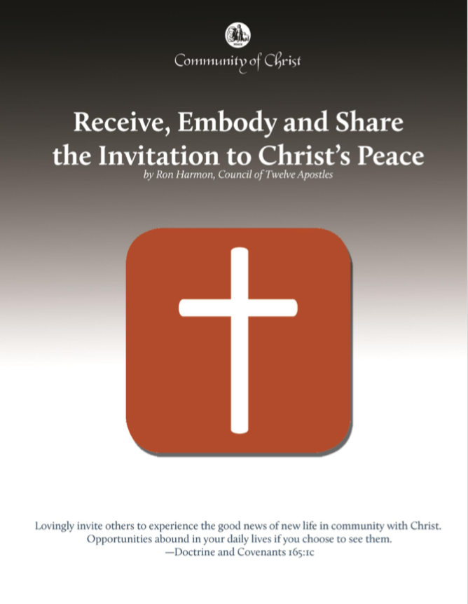 Receive, Embody, and Share the Invitation