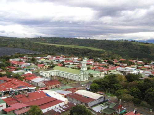Where it all began for Costa Oro- San Pedro de Poas, Alajuela Costa Rica