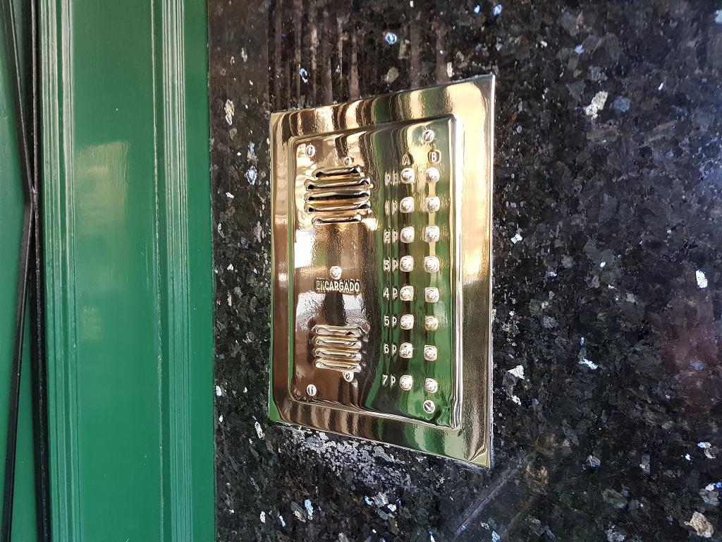 Residential Call Button Box