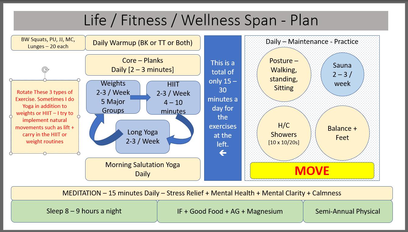 My Wellness Summary
