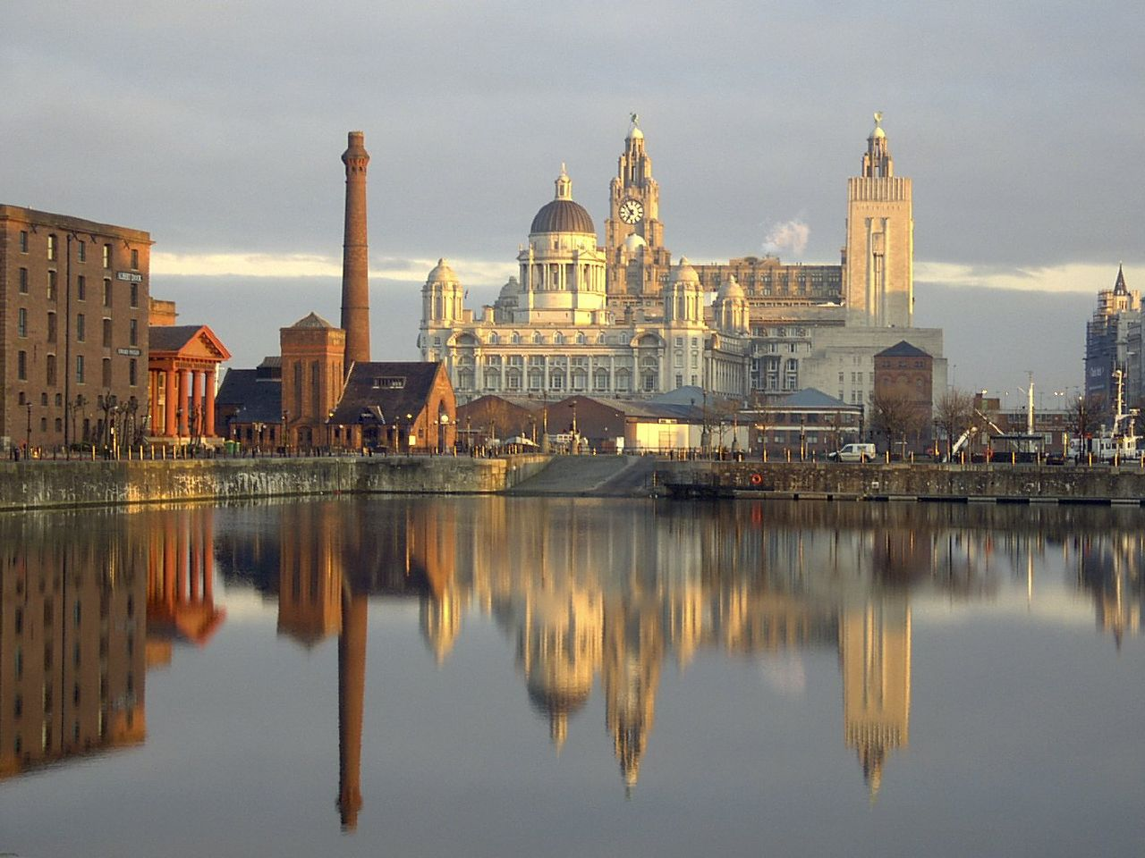 Liverpool Albert Doc