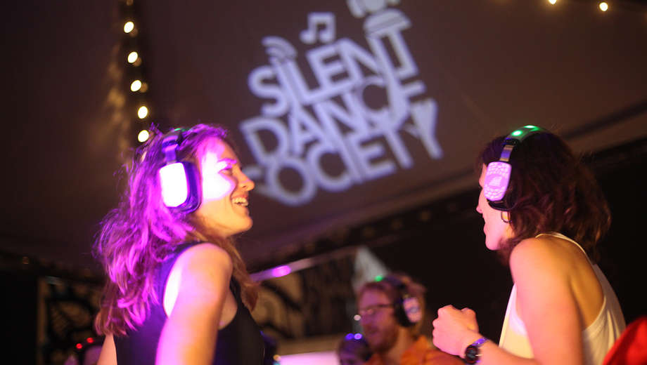 Silent Dance Party Ticket -