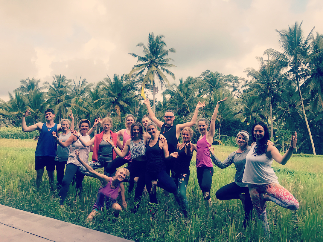 Safe Space - Experience Bali in a safe group environment…