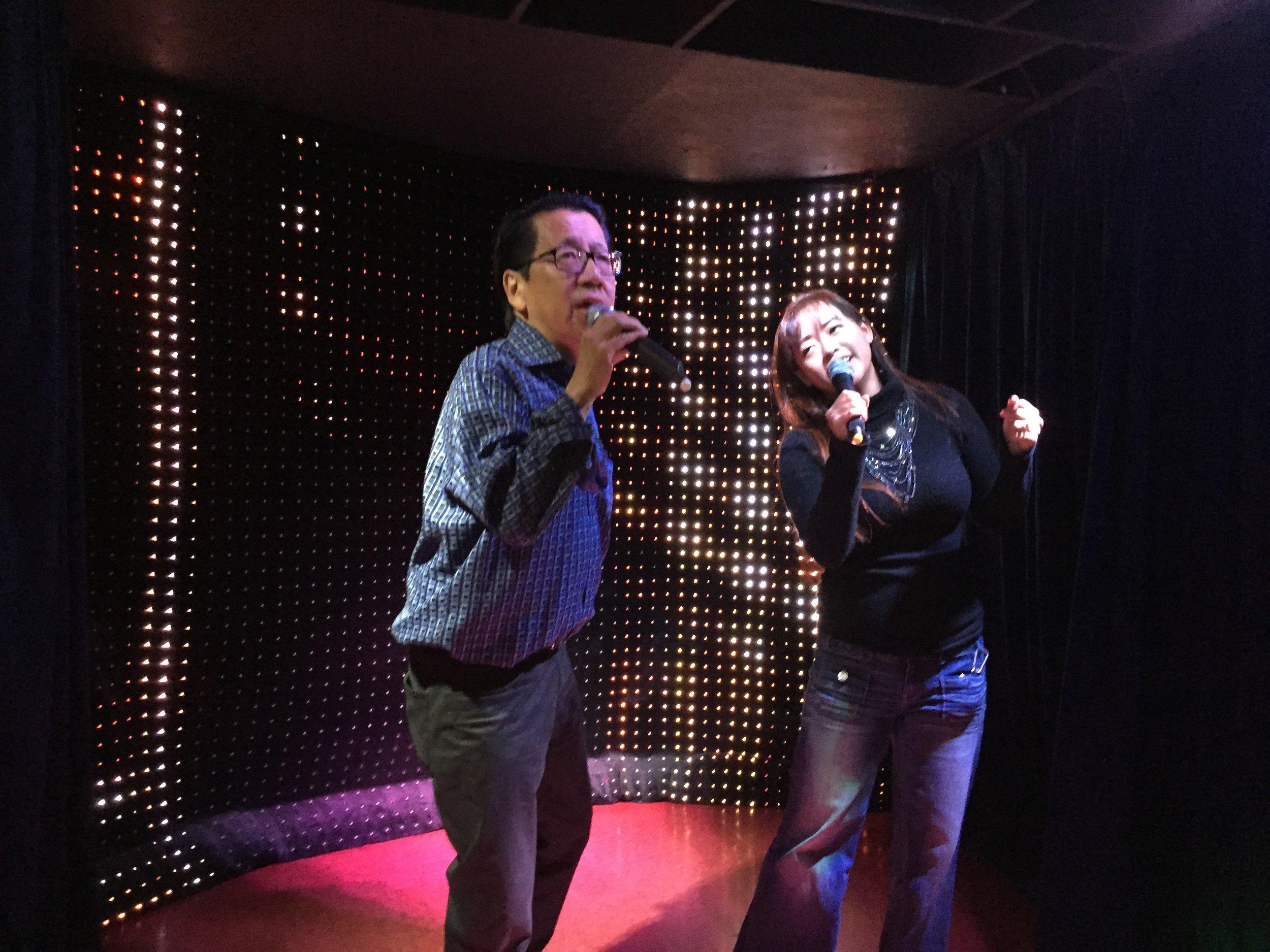 Duet with Ben Fong-Torres