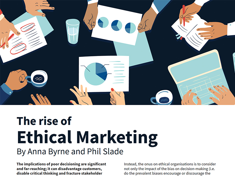 The rise of ethical marketing