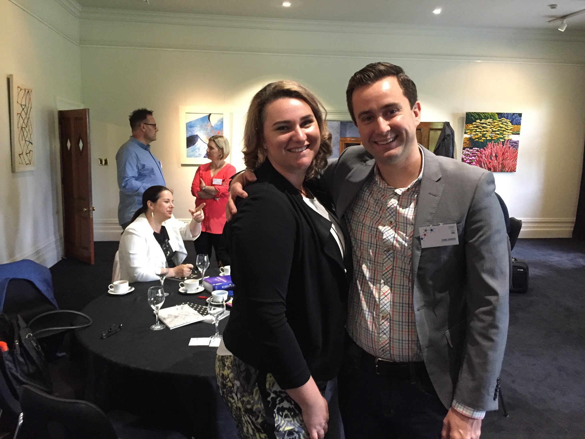 Auckland, New Zealand   Leadership Intensive program  November 2016