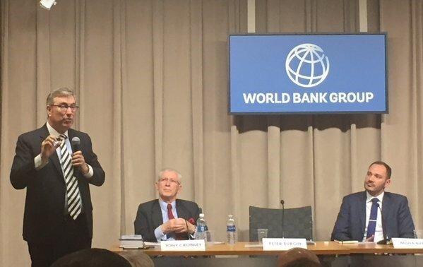 Washington DC, USA   World Bank Group, Behavioral Economics for Business book launch  March 2016
