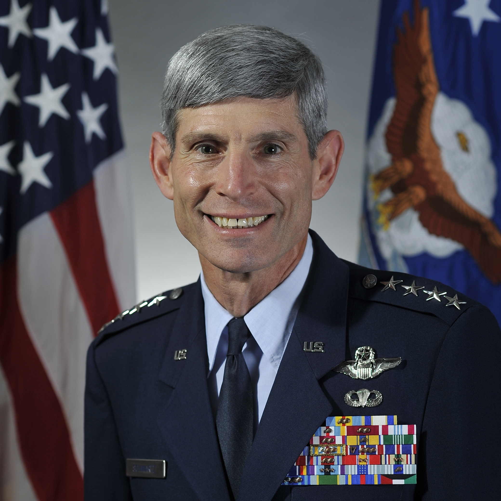 General (Ret.) Norton A. Schwartz (USAFA '73), President & CEO, Business Executives for National Security; former Chief of Staff of the U.S. Air Force