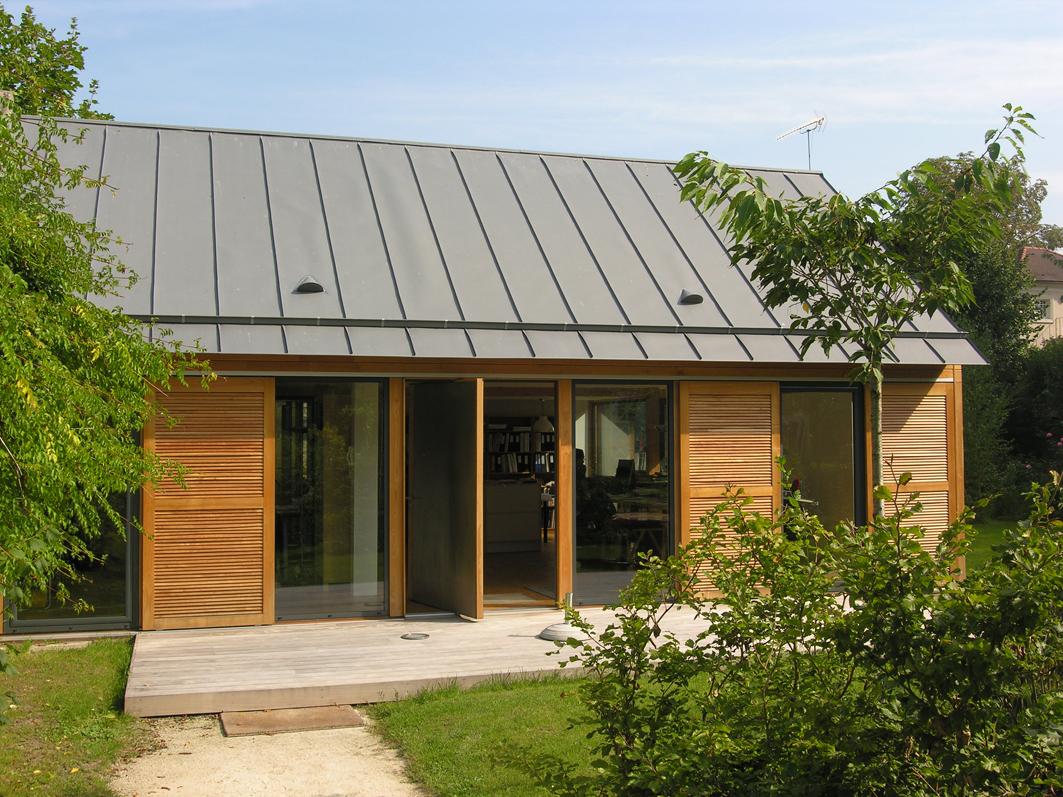 Atelier Prevost, architectes à l'Isle-adam